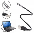 Portable USB LED Light Flexible For PC Notebook Laptop Computer