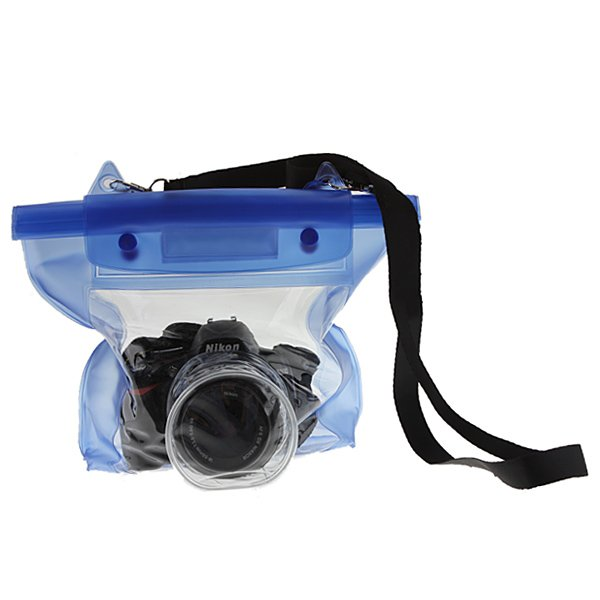 Waterproof DSLR SLR Camera Case For Canon Nikon And Others