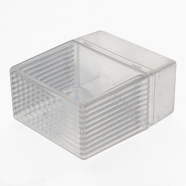 Plastic 10 Filters Storage Holder Box Case For Cokin P Series System