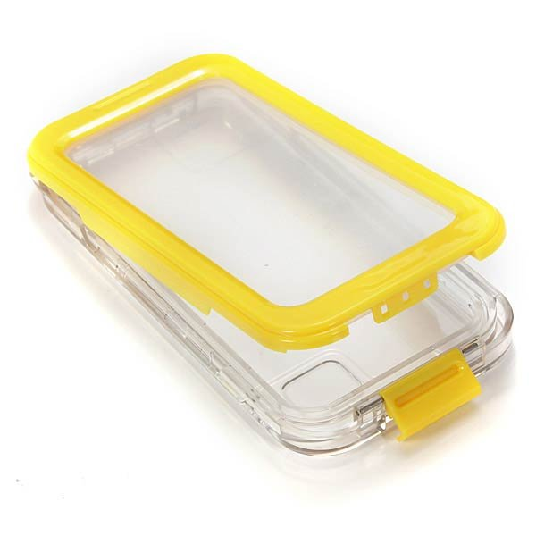 Waterproof Silicone Gel Touch Screen Case Cover For iPhone 4 4S 5 5S