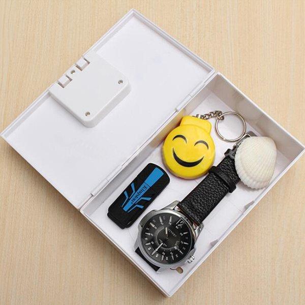 Cool Plug Wall Socket Safe Organizer Storage Box