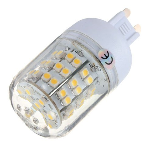 G9 3W 60 SMD LED Home Spotlight Lamp Bulb Light Warm White 220V