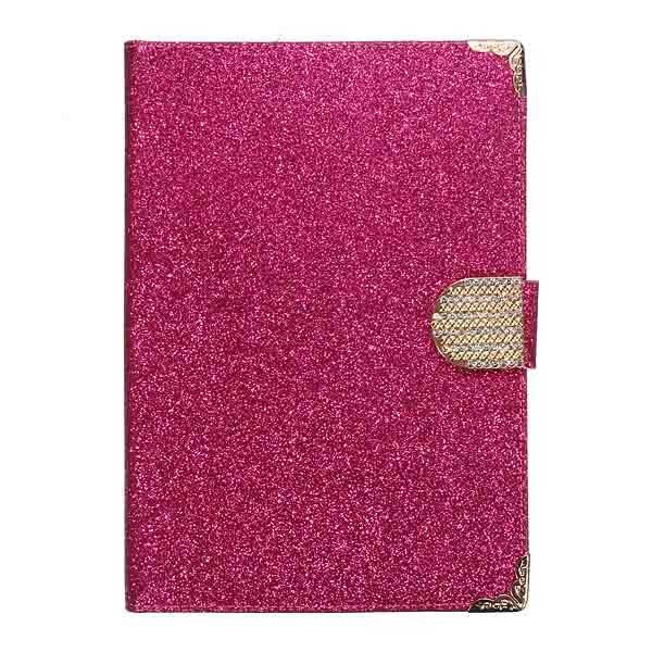 Bling Diamond Bank Card Slot Wallet Stand Case For iPad Mini Mini 2