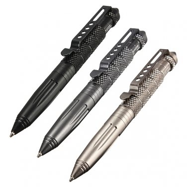 LAIX B2 Aluminum Alloy Self Defense Protection Pen Glass Breaker