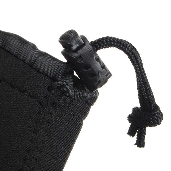 New Soft Neoprene Lens Pouch Case 240x100 mm Lens