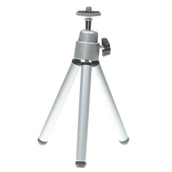 6 Inch Universal Lacquer Mini Tripod Stand For Cameras Phones