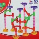 58pcs Run Race Toys Construction Child Building Blocks Toys