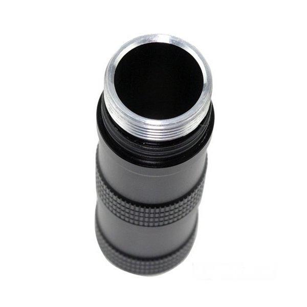 Trustfire UltraFire 1600 1200 3800 Lm Flashlight 18650 Extension Tube