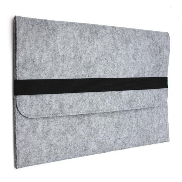 Smart Wool Felt Sleeve Case Cover Bag For Macbook Pro Retina