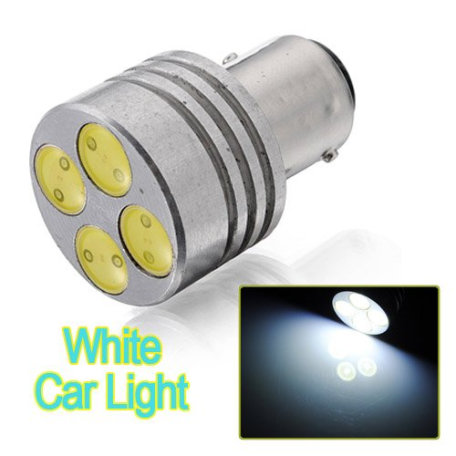 CAR S25 1157 HID Xenon SMD LED Bulb 4W 4 SMD LED Light
