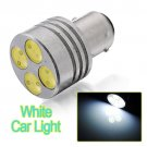 CAR S25 1157 HID Xenon SMD LED Bulb 4W 4 SMD LED Light