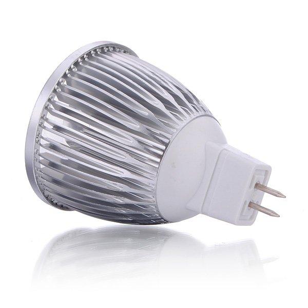 MR16 6W Warm White Energy Saving LED Spot Light Lamp Bulb 12V