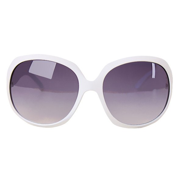 Large Round Lens Sunglasses