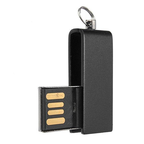 8GB Mini USB2.0 Flash Drive Metal Waterproof U Disk