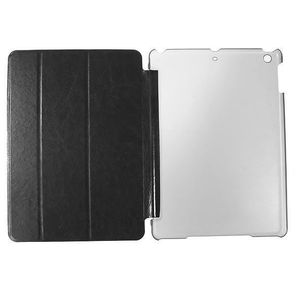 Tri-fold Slim Leather Case Smart Sleep Stand For iPad Air