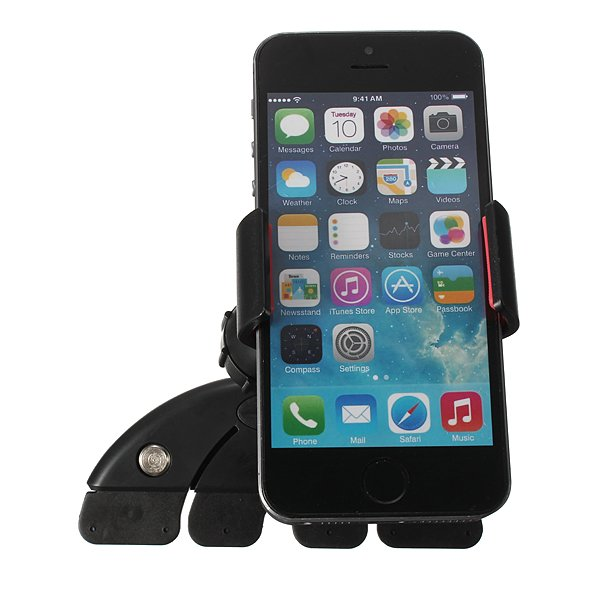 Universal Car CD Mount Slot Cellphone Holder for iPhone 5 5S