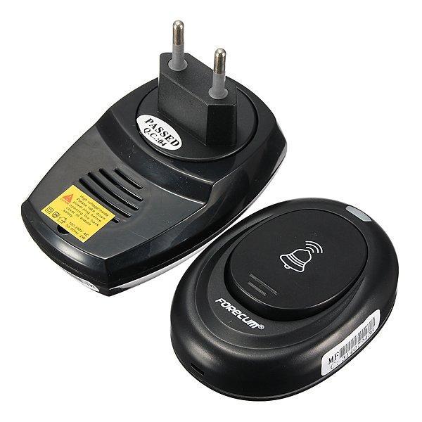 36 Songs Waterproof Wireless Plug-in Remote Control Smart Doorbell