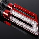 Universal Motorcycle Turn Signal Indicators Light Lamp