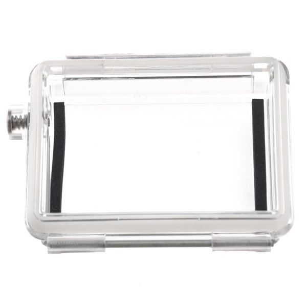 Waterproof Bacpac LCD Screen Back Door Cover For Gopro Hero 3+