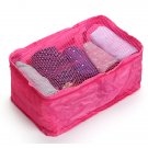 Portable Nylon Mesh Handbag Travel Pouch Organizer Bag Tidy Clothing