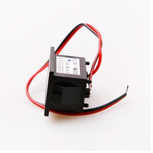 DC15-120V Waterproof 36 48 96V Digital Battery Voltage Meter Gauge