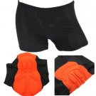 Sports Cycling Underwear Gel Padded Pants Riding Underwear
