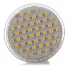 GU10 3W Warm White 48 SMD 3528 LED Spot Light Lamb Bulb 195-240V