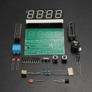 C51 4 Bits Electronic Clock Electronic Production Suite DIY Kits