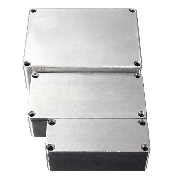 1590 Series Aluminium Stomp Case Enclosure Guitar Effect Pedal