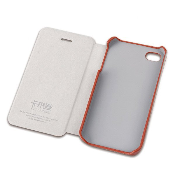 England Style PU Leather Protector Case Cover For iPhone 5 5S