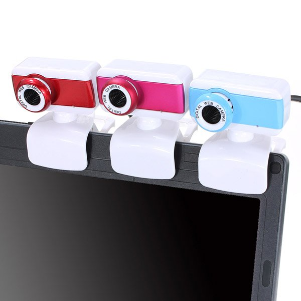 USB 50M Webcam Camera Web Cam With Microphone for PC Laptop