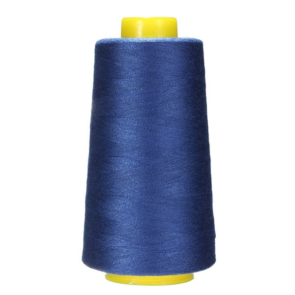 3000 Yards Sewing Machine Industrial Polyester Thread 24 Colors