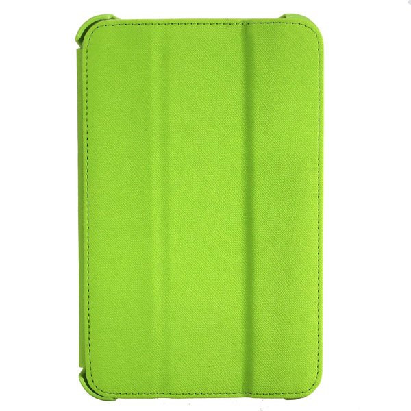 Colorful Leather Case Cover For Samsung Galaxy Tab P3100 P3110 P6200