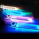 4 X LED Car Interior Decorative Floor Dash Light 7 Color