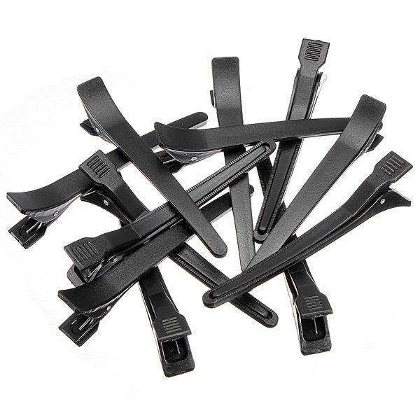 12PCS Hair Clip Clamp Hair Styling Section