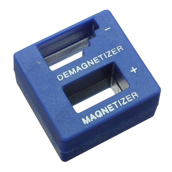 Magnetizer Demagnetizer Screwdriver Tips Screw Bits Magnetic Tool