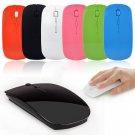 Bestrunner Ultra Thin 2.4G Wireless 4D 800 1000 1200DPI Optical Mouse