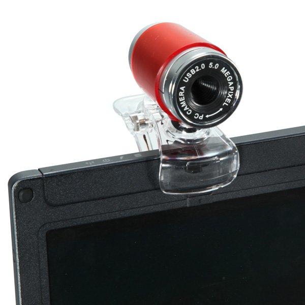 Fashion USB 2.0 Webcam 30M PC Camera HD Camera for PC Laptop Computer