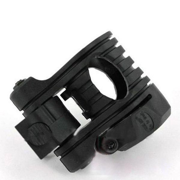 Black Rifle Tactical 5 Position Flashlight Laser Mount Picatinny