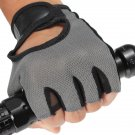 Summer Outdoor Cycling Bike Gloves Half Finger Gloves