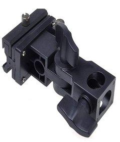 B Bracket Swivel Flash Hot Shoe Trigger Light Stand Adapter