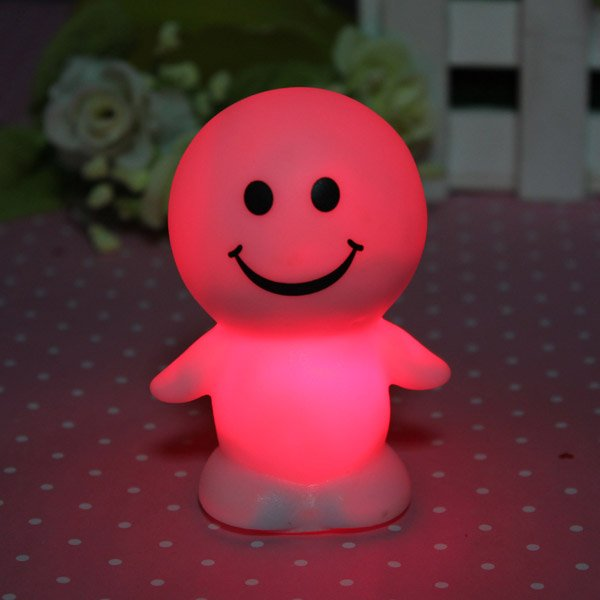 Sunny Day Dolls LED Colorful Energy Saving Changing Colors Night Light
