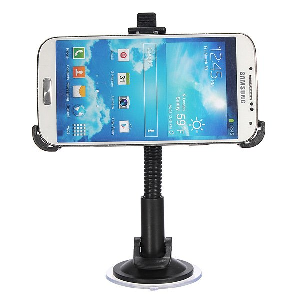 Car Windscreen Suction Cup Mount Holder Cradle Dock for HTC One M7