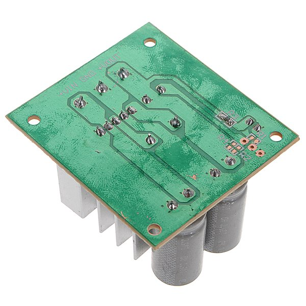 DC-DC HRD Converter 24v-48v Step Down To 12v 3A Switching Power Module