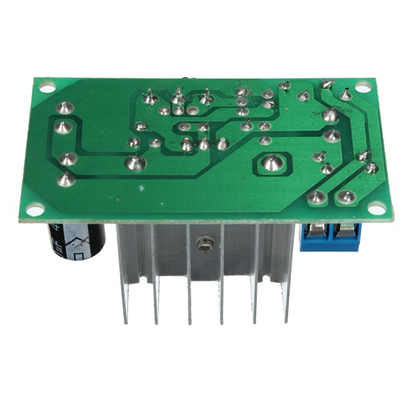 DC/AC To DC LM317 Power Continuous Adjustable Voltage Regulator
