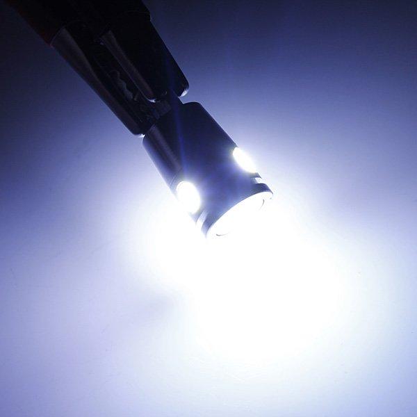 2 x T15 Error Free Canbus White Cree Led Backup Reverse Light Bulbs