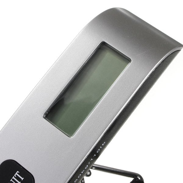 50kg/10g Weight LCD Display Portable Electronic Hanging Luggage Scale