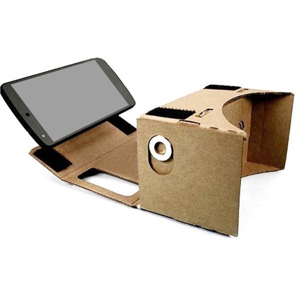 NFC DIY Cardboard Virtual Reality VR Mobile Phone 3D Glasses