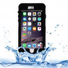 iPhone 6 Plus Black Link Dream Waterproof Protective Case with Lanyard