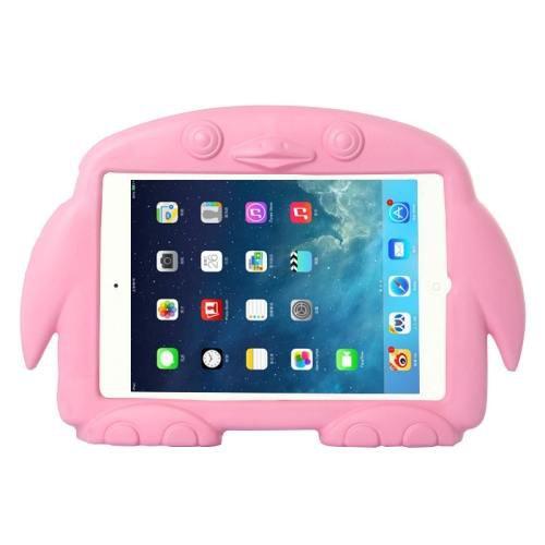For iPad Mini 1/2/3 Pink Penguin EVA Protective Case